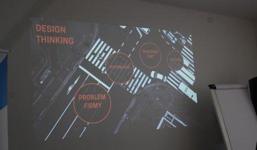 "Finał konkursu ,,Design thinking"""